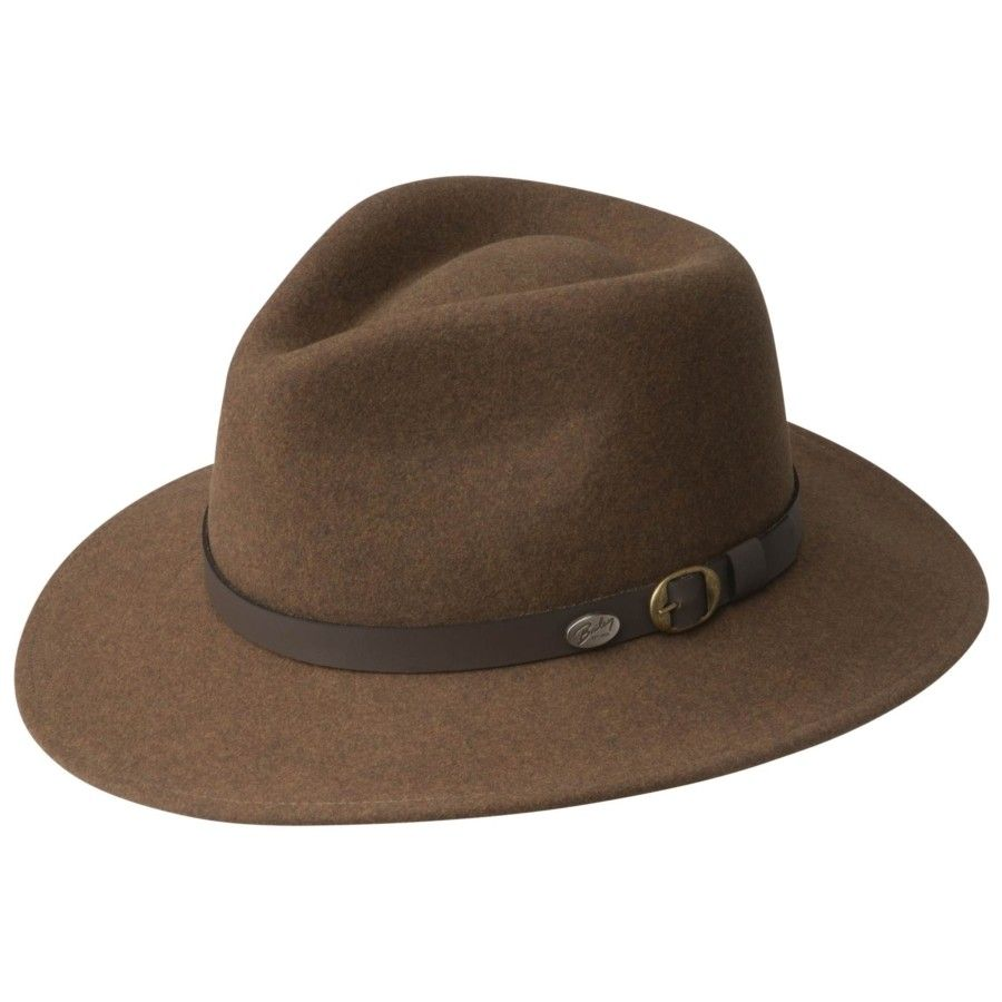 12abf98963641 CJ Harris from American Idol wearing the Bailey of Hollywood Briar hat  available now at www
