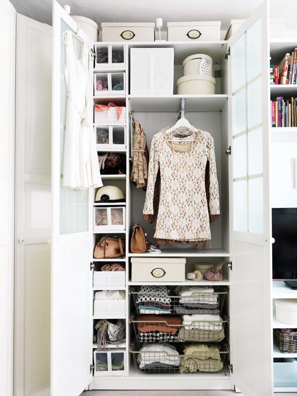 interiores armarios empotrados pequeños - Cerca amb Google | Espais ...