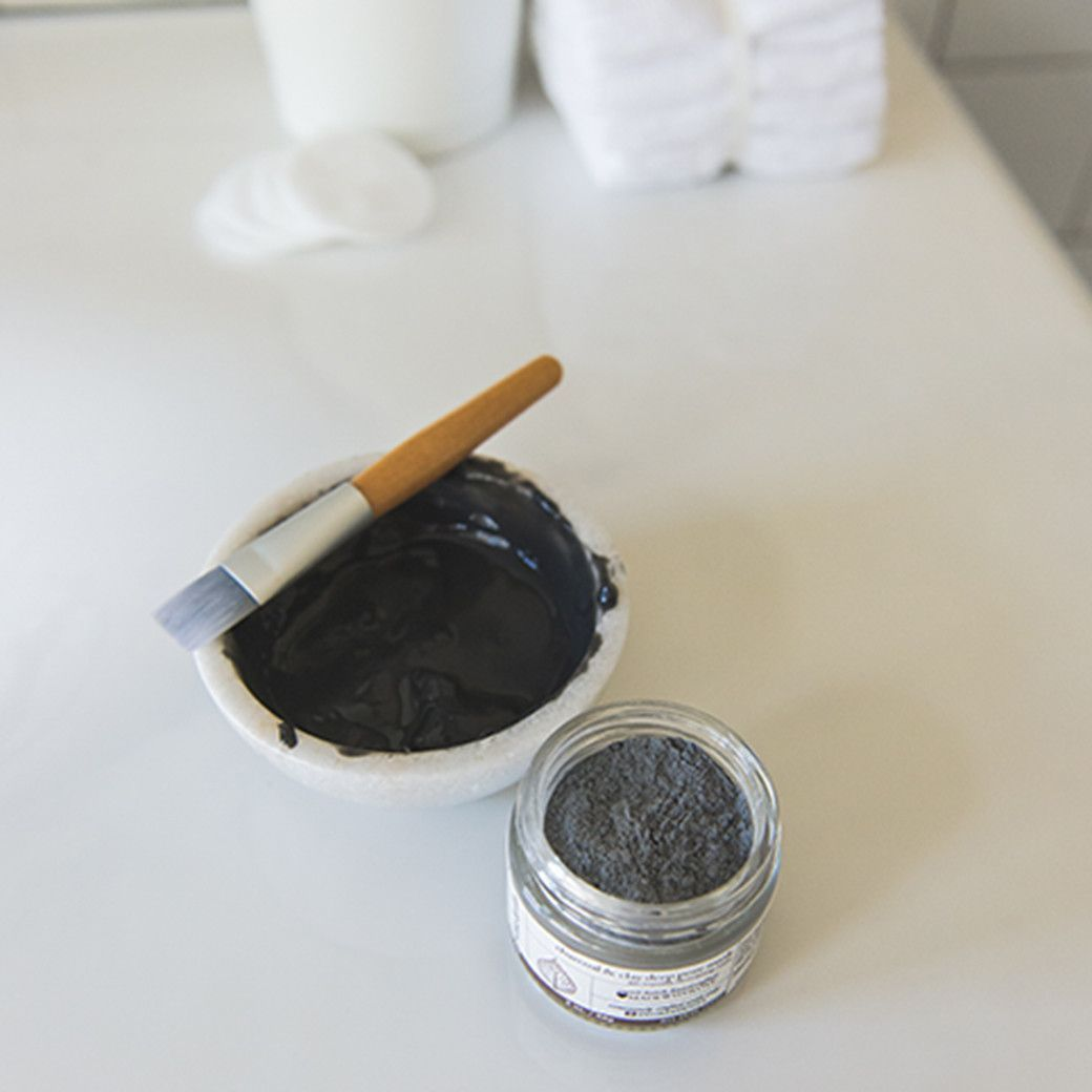 Diy Skincare Activated Charcoal Mask: Deep Pore Mask With Activated Charcoal