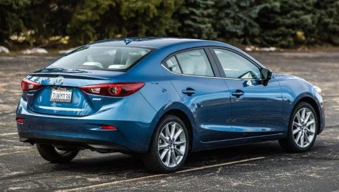 2019 Mazda 3 Canada Release Date Redesign Interior And Pictures 2019 2020 Mazda Mazda 3 Sedan Mazda 3 Mazda