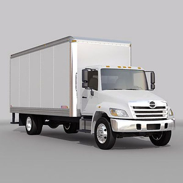 Truck Box Hino Max Trucks Hino Truck Boxes
