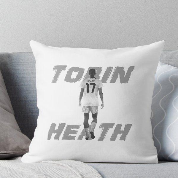 e93149c7 Tobin heath Throw Pillow | Products | Throw pillows, Decorative ...