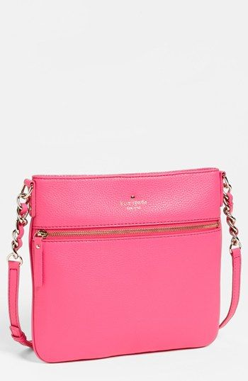 Kate Spade New York Cobble Hill Ellen Leather Crossbody Bag Small Available