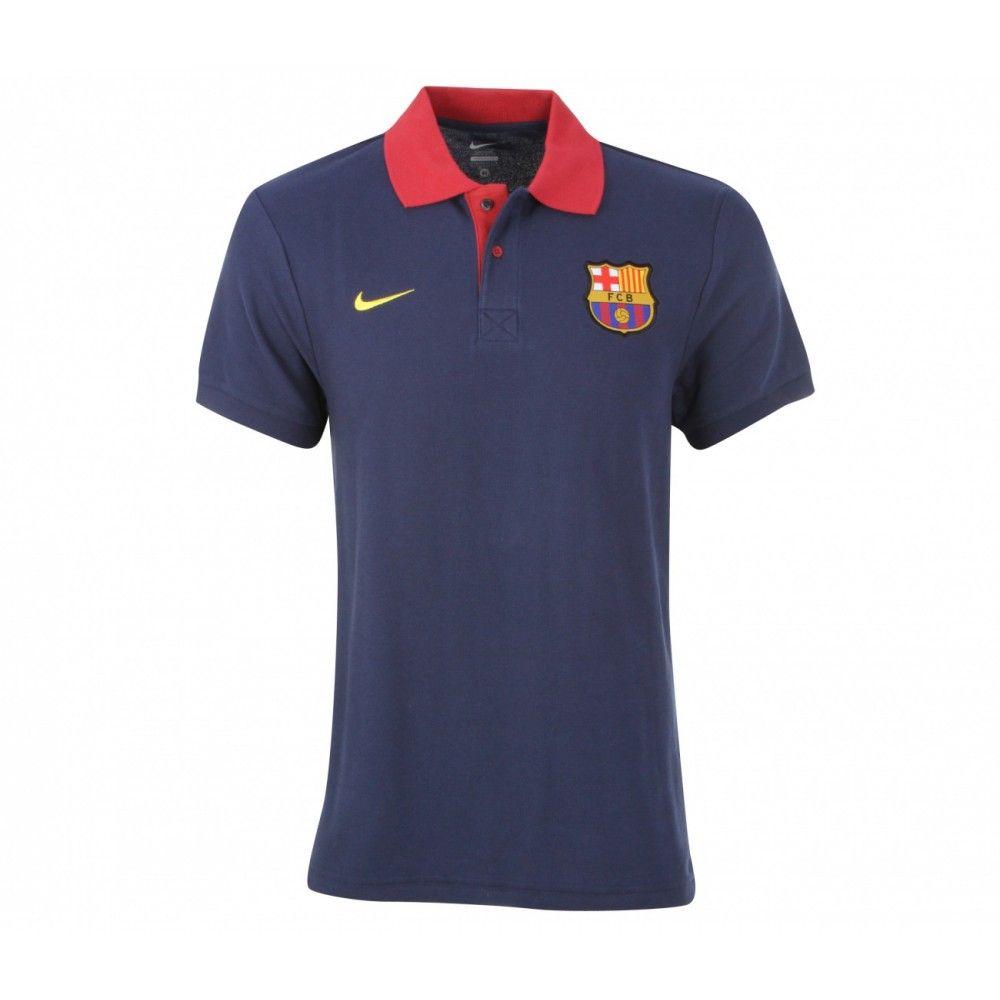 wholesale Barcelona Grand Slam Blue Polo T-Shirt  6fecbb39358f6