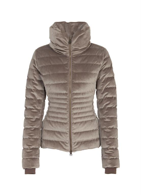 Colmar Originals women's down jacket in brushed microfibre. - ColmarOriginals