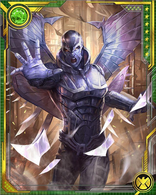 Ausmalbilder Marvel Helden Angel: RPGOTG - [Dark Angel] Archangel+