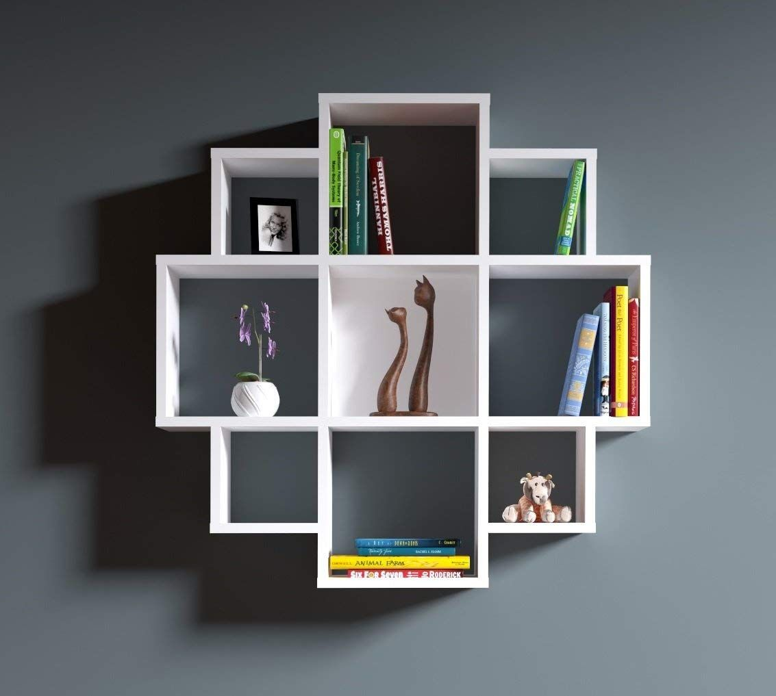BLOOM Wall Shelf