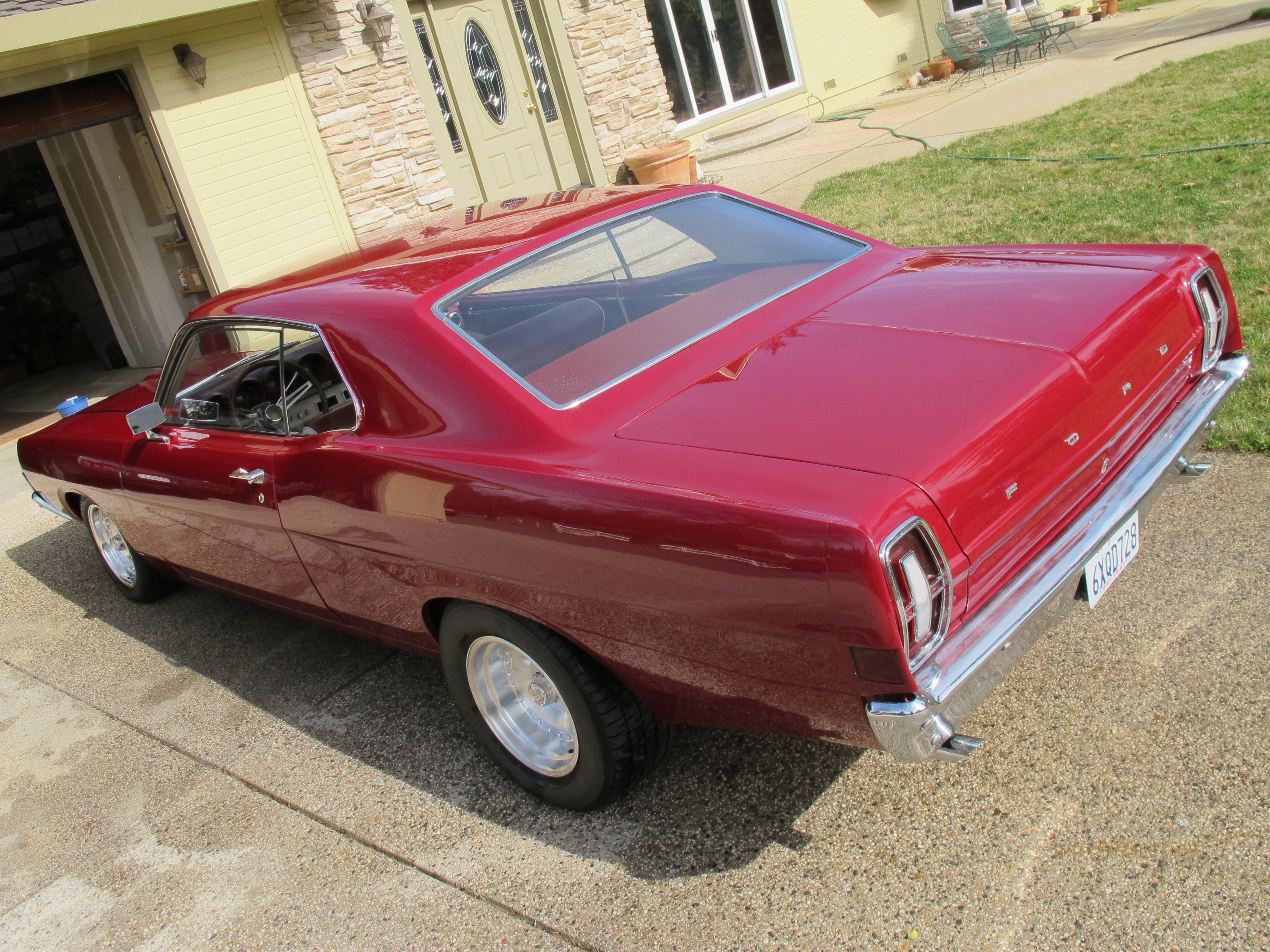 Pin by rodney prunty on 60s and 70s cars | Ford classic cars