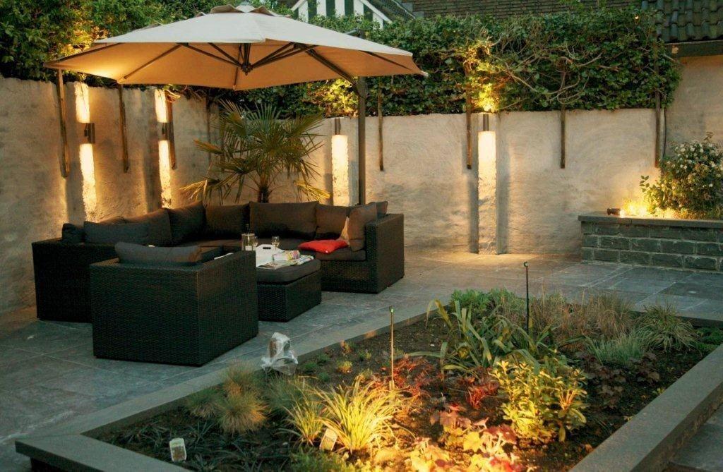 Maceteros Originales para Jardín Gardens - iluminacion jardin