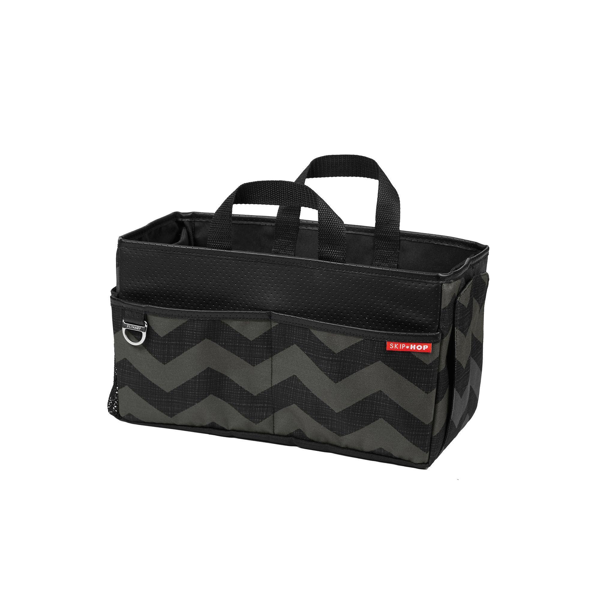 Black Skip Hop Style Driven Car Storage Box