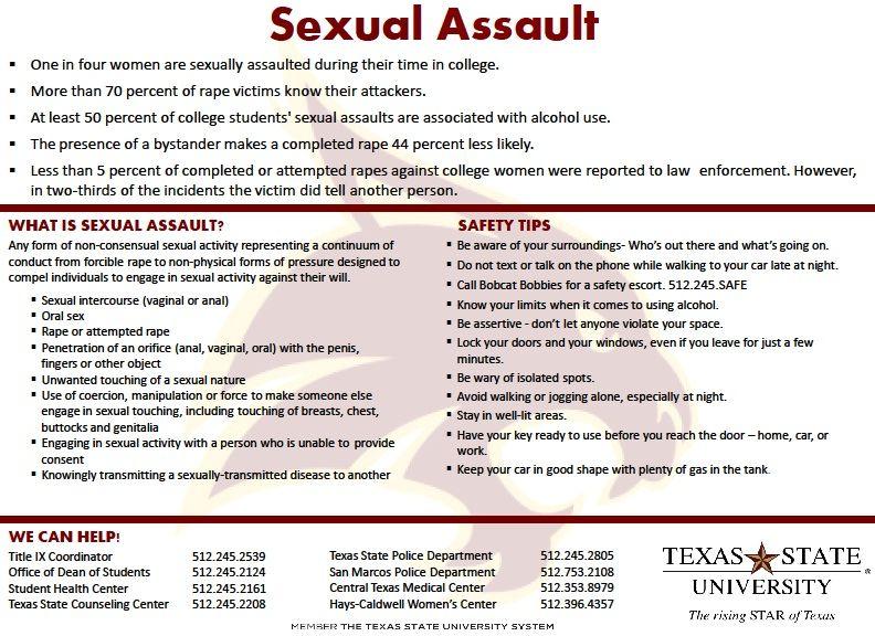 SexualAssault
