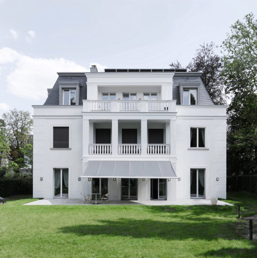 City villa in Grunewald This stately property near