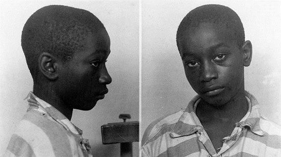 George Stinney Jr. (October 21, 1929 - June 16, 1944) was the youngest person legally executed in 20th century America. He was convicted of the rape and murder of Betty June Binnicker, age 11, and Mary Emma Thames, age 8, in Alcolu, South Carolina, during a trial that lasted less than three hours, with jury deliberation of 10 minutes. There was no written record of his confession...