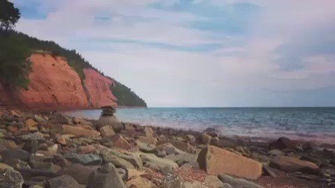 "Halifax News & Info on Twitter: ""RT @evadeville: Timelapse of Blomidon Park, Nova Scotia. The world's biggest tidal range and some epic scenery! https://t.co/qbKdrnz48p"""