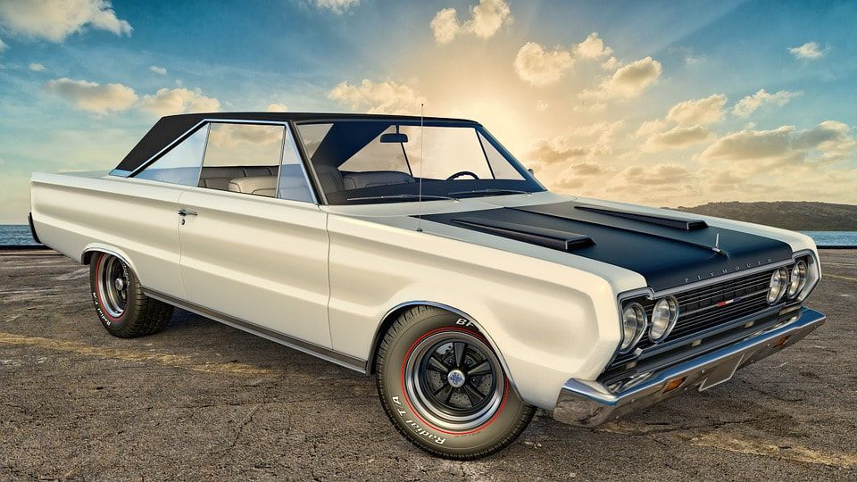 Buying a #Classic #Car at Online Auctions in USA   Salvage Car ...