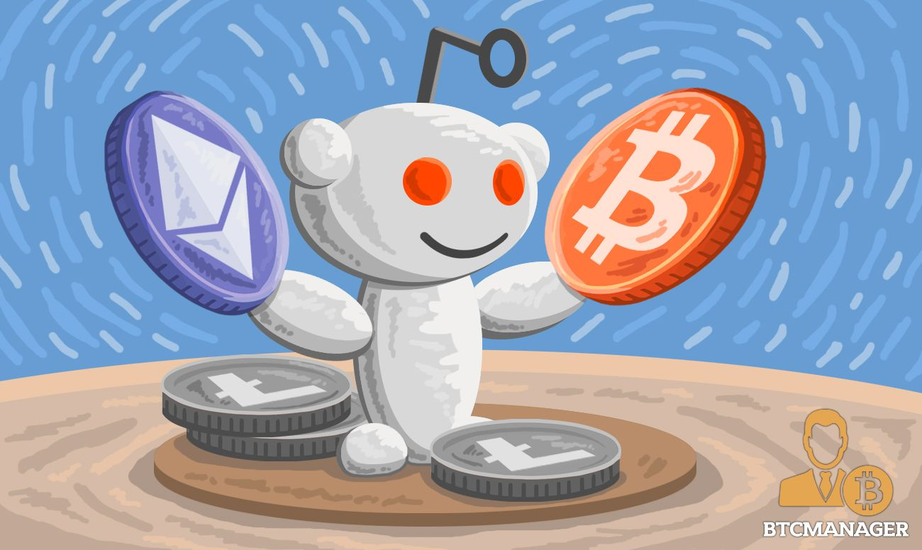 Reddit Set to Restore Bitcoin Payments, Will also Support
