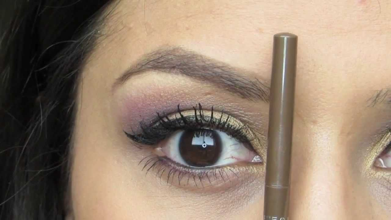 Eyebrow tutorial - How to shape, grow and fill your ...