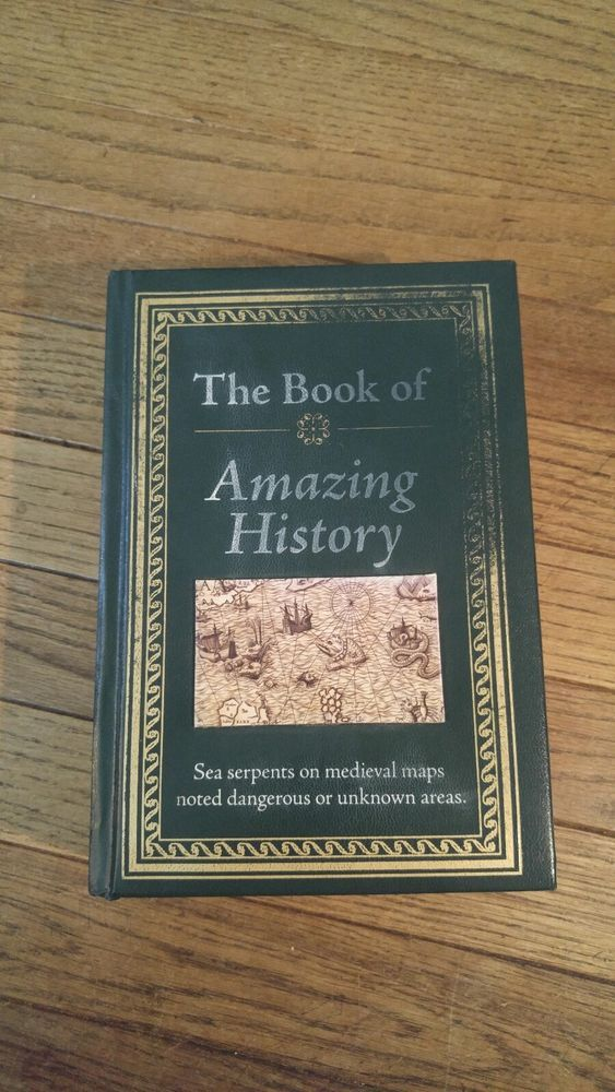 45bfcb9039 The Book of Amazing History (2011