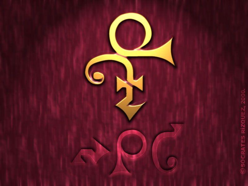 Prince Symbol Wallpaper My Name Is Prince Pinterest