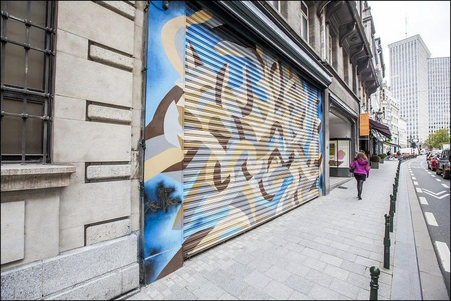 Rue De Namur Naamsestraat
