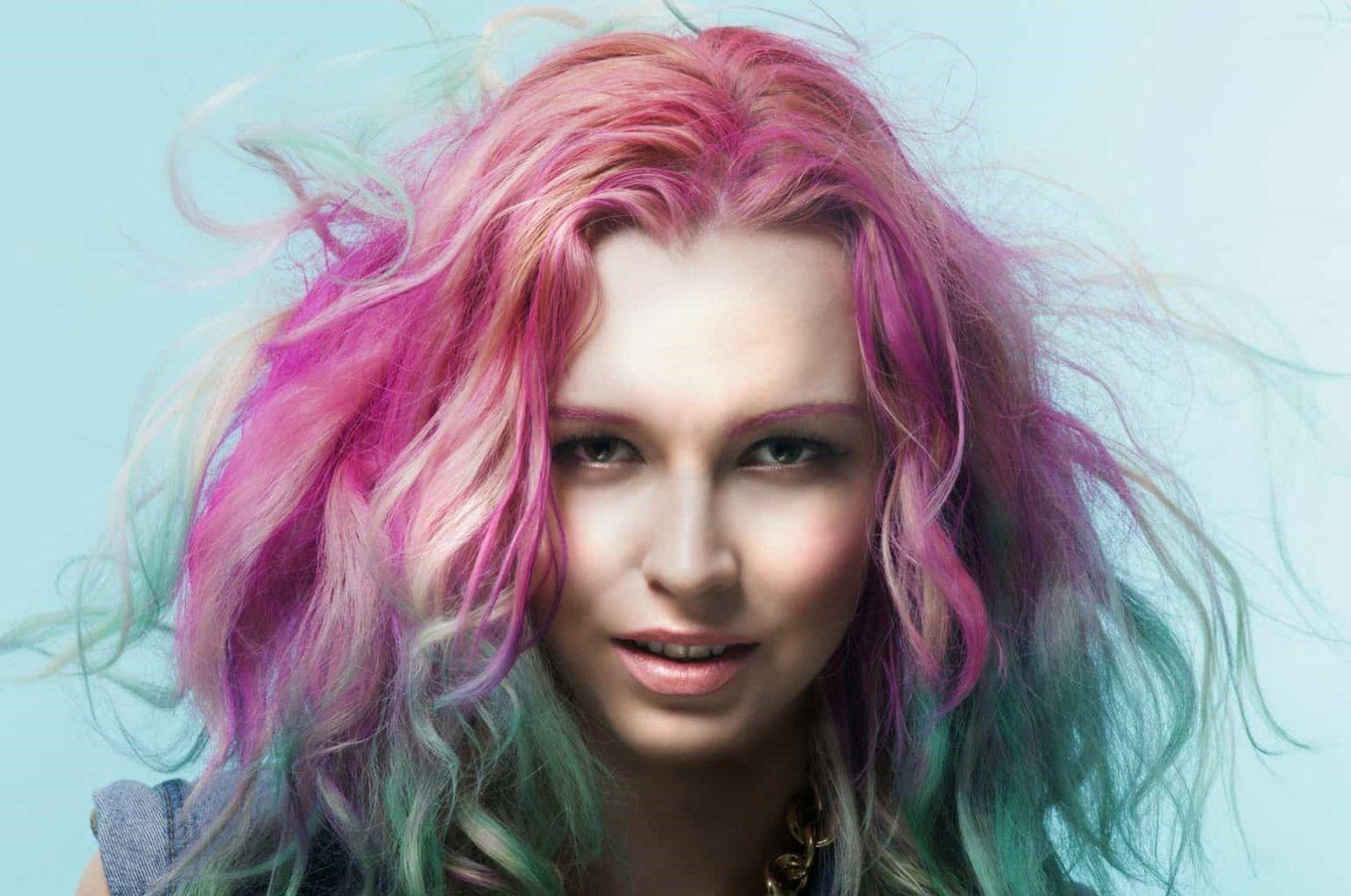 نگهداری رنگ مو در یخچال In 2020 Hair Dye Removal Dip Dye Hair Color Your Hair