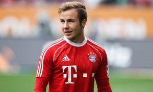Fußballer Frisuren Mario Götze Trend Haare Männer Frisuren