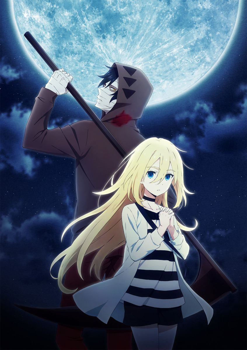 Photo of Angels of Death Introduces Characters and Additional Cast   MANGA.TOKYO
