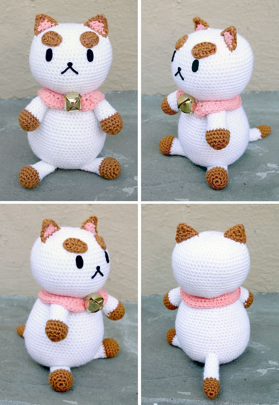 Ravelry: Kawaii bee amigurumi pattern by mohu | 1306x900