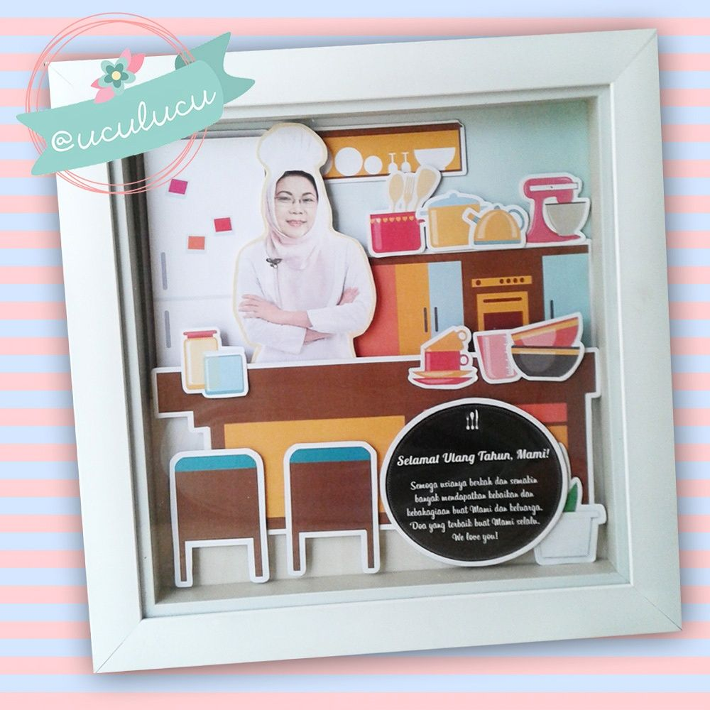 Pin oleh bukan endit di PROJECT POP UP FRAME Ide