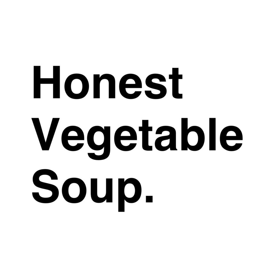 Recipe: Honest Vegetable Soup | In Pursuit of More.  Looks awesome for cleaning out the veggie drawer!
