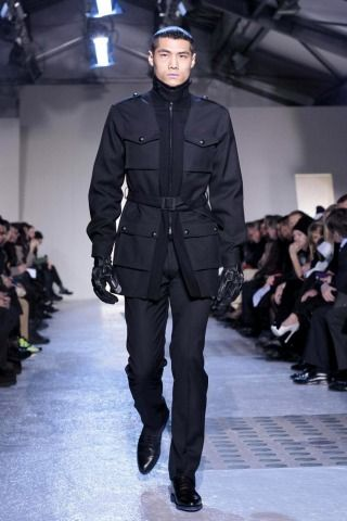 Mugler @ Paris Menswear A/W 2013 - SHOWstudio - The Home of Fashion Film