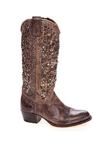 4a15f471045 OBSESSED. frye bedazzled cowboy boots | Style Inspiration | Boots ...