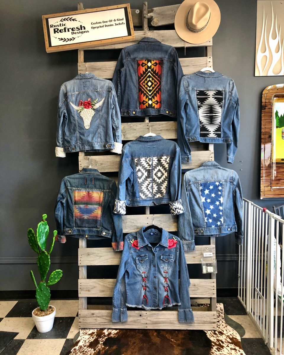 One-of-a-kind Jackets
