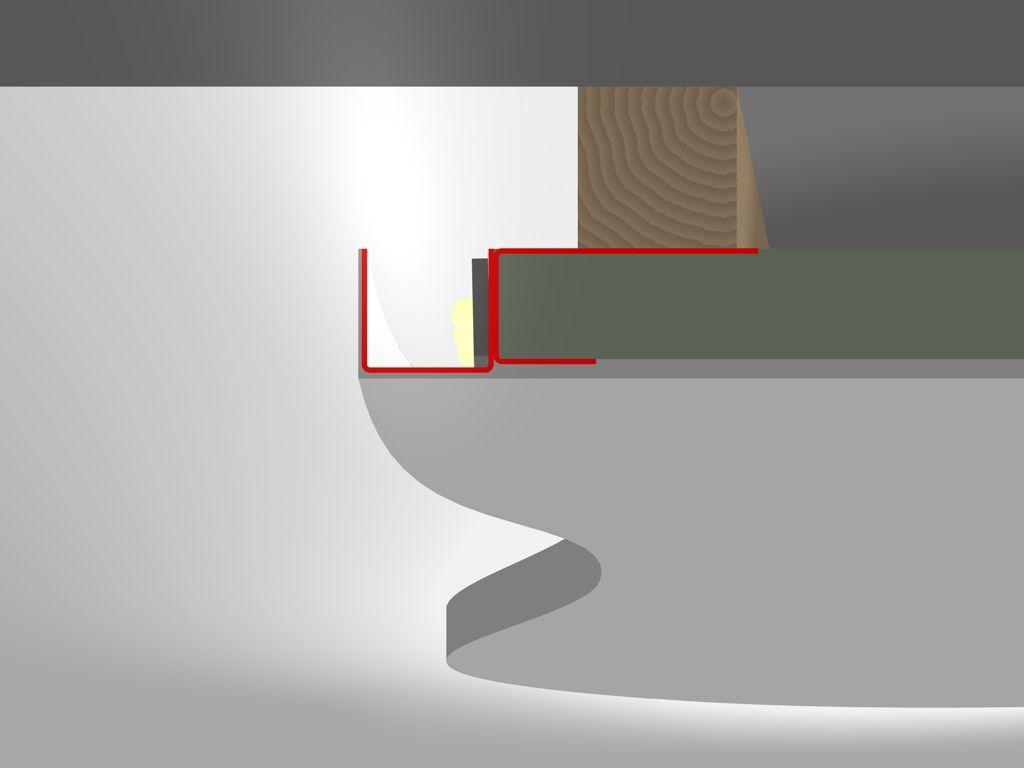 Trockenbau Profile In 2020 Trockenbau Trockenbau Profile Seitenbeleuchtung