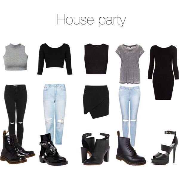what to wear for a house party in winter
