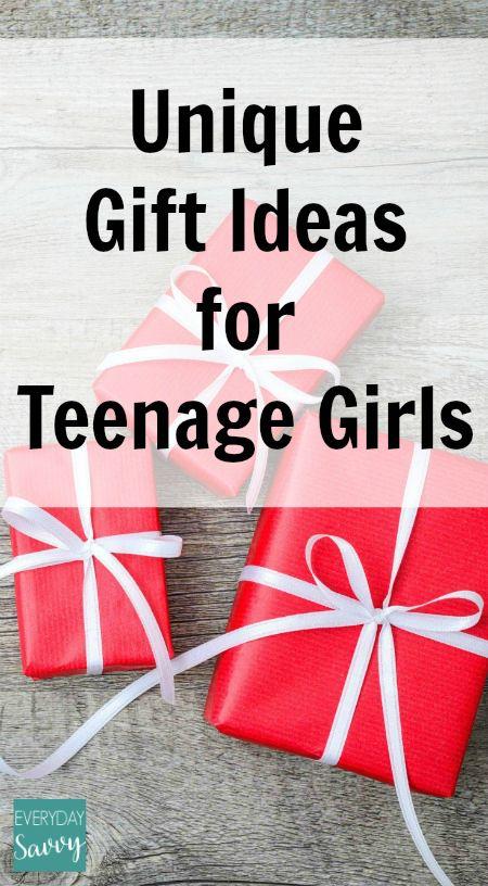 Unique Gift Ideas For Teenage Girls Xmas Present Ideas