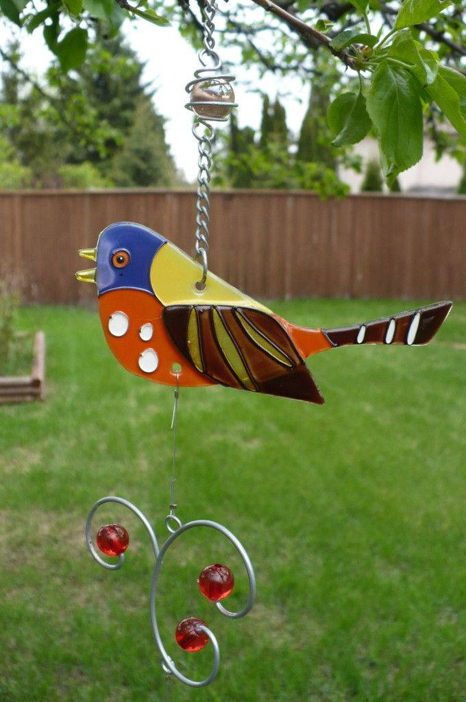 Robin Wind Chime Som Chimes Decorating Your Home Mobiles