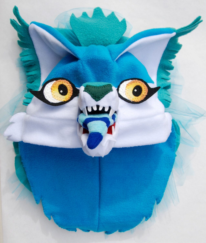 erityinen tarjous täysin tyylikäs eri tavalla Custom Fursuit Cosplay Hat, Beanie design inspired by ...
