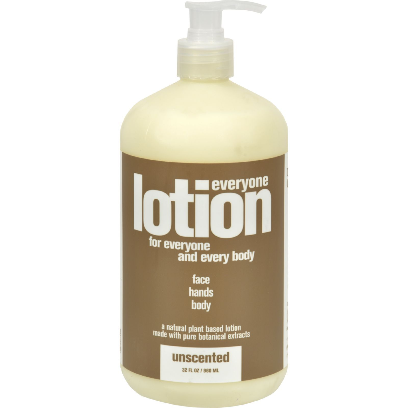 Eo Products Everyone Lotion Unscented 32 Fl Oz Eos Products