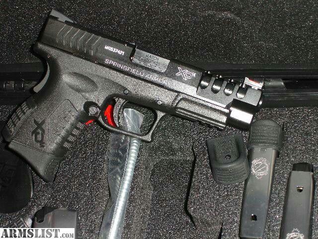 Pin on Firearms: Springfield