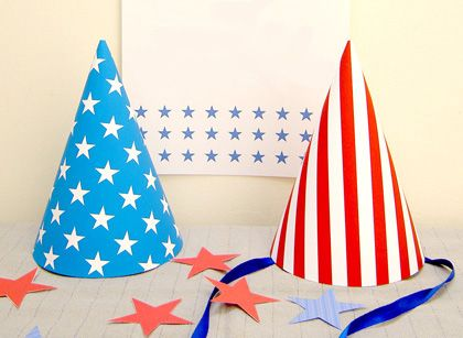 Cappelli di Carta Fai Da Te da Stampare per Feste di ...