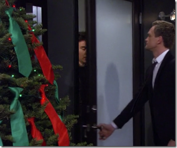 The Over Correction episode discussion. Loved Barney's tie decorated tree