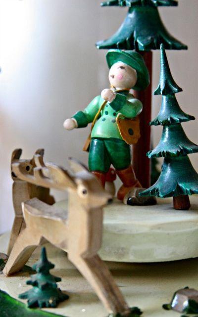 The Beginning of Christmas Sparkle Pinterest Christmas music box