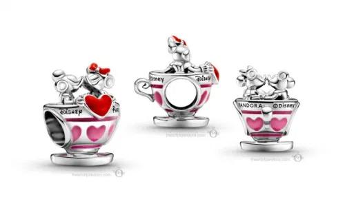The 2021 Disney Valentine's Day Pandora Collection Fills My Heart ...