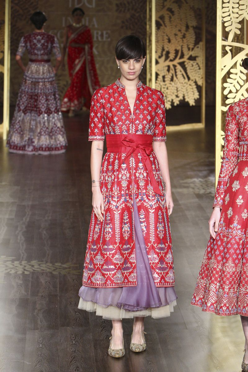 Complete collection: Anita Dongre at India Couture Week 2017 | South ...