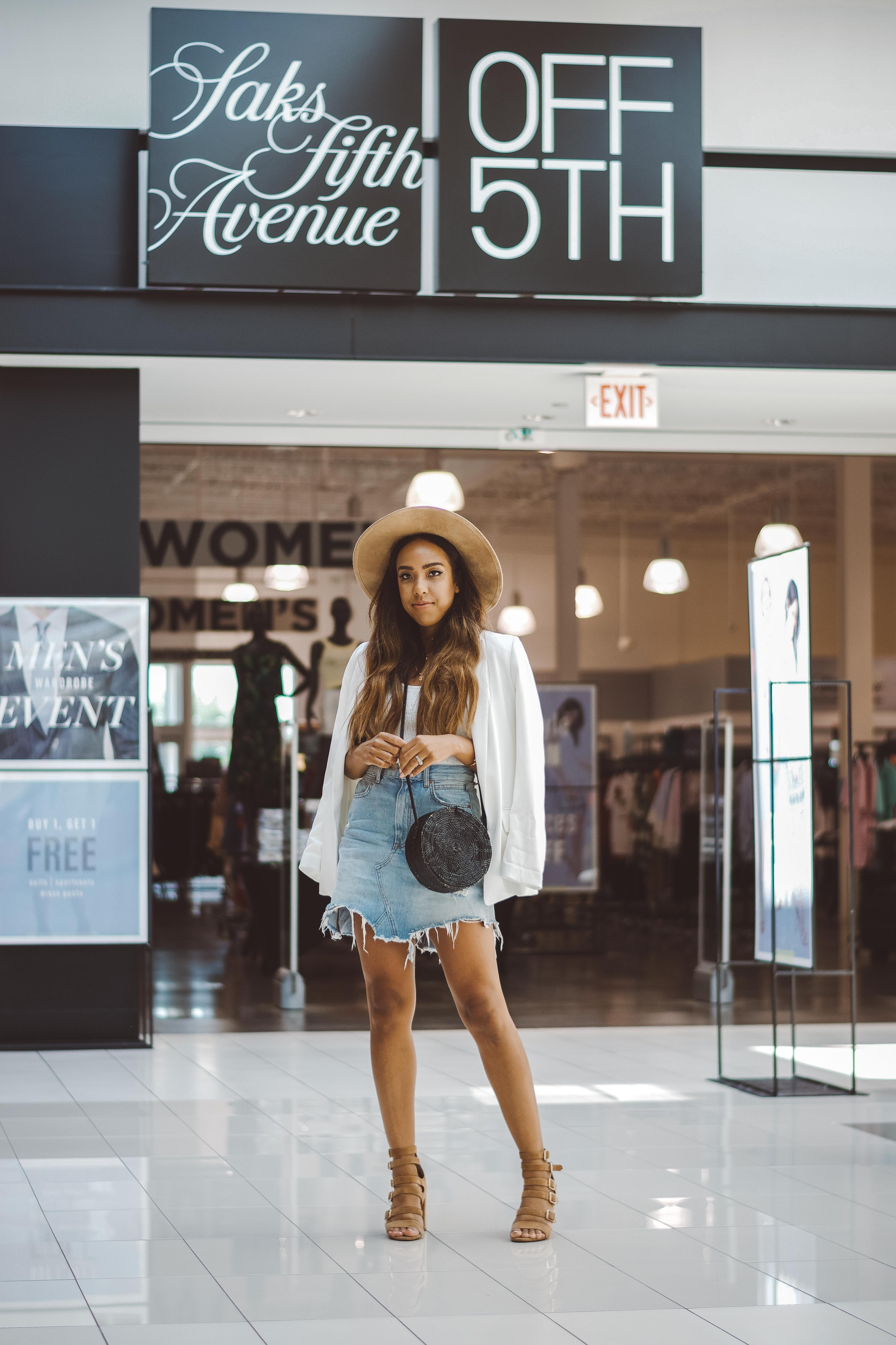Canada Day Long Weekend At The Fashion Outlets Of Niagara Falls Ny Fashion Outlet Fashion Canada Fashion