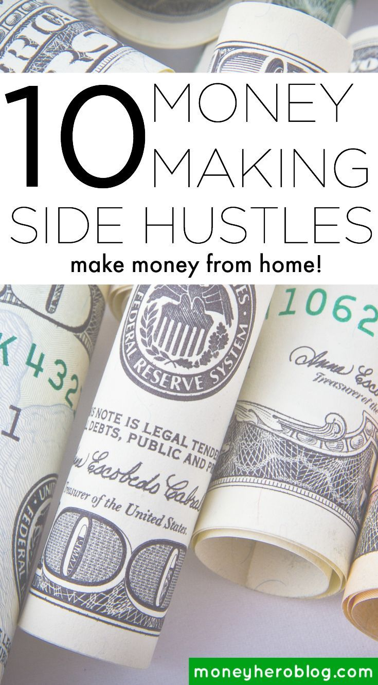 11 Money-Making Activities You can do in Your Spare Time | Extra money