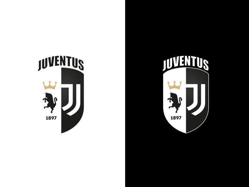 juventus logo redesign in 2020 juventus juventus logo logo redesign juventus logo redesign in 2020