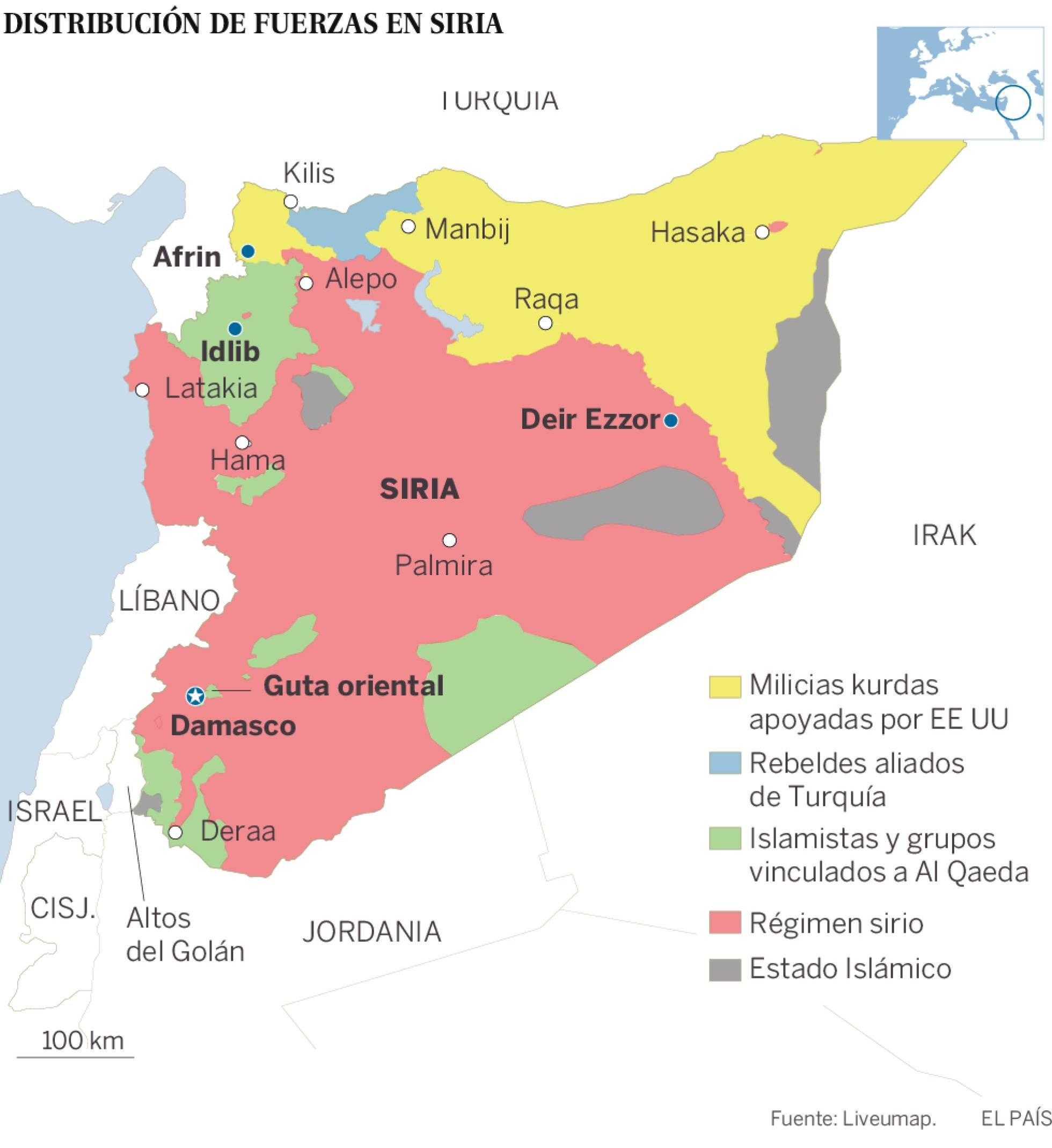 Guerra De Siria Mapa.Pin En Sofisticado