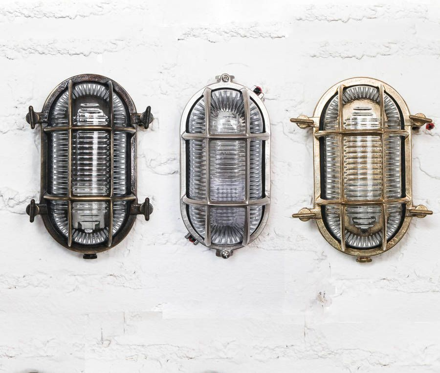 Steve Bulkhead Light For Indoors Or Outdoors In 2020 Industrial Wall Lights Wall Lights